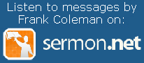 Listen to Min. Frank on Sermon.net